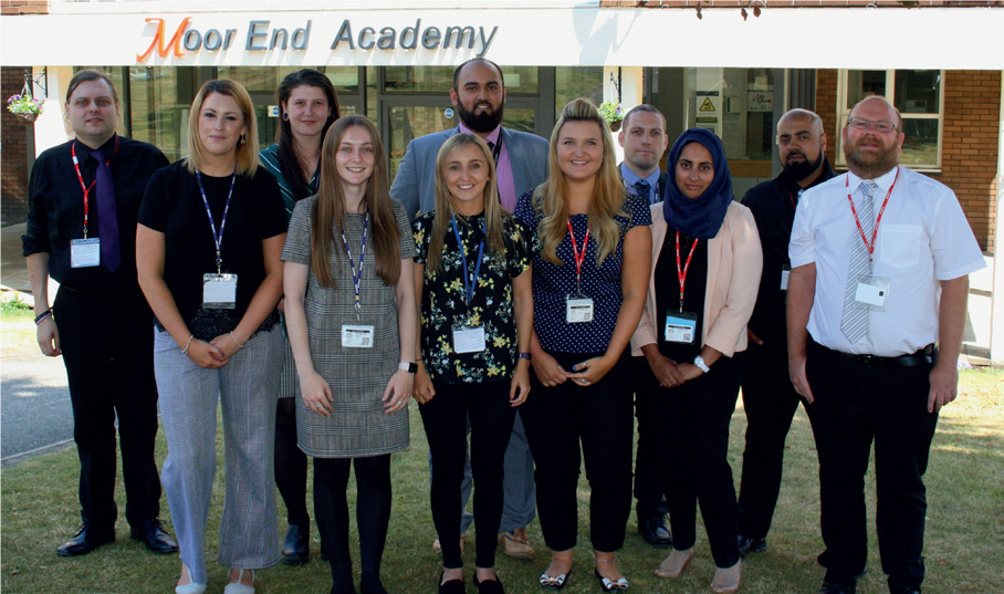 Moor End Academy - New Staff Joining MEA